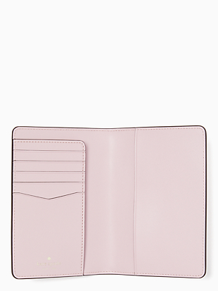 staci festive confetti passport holder by kate spade new york hover view