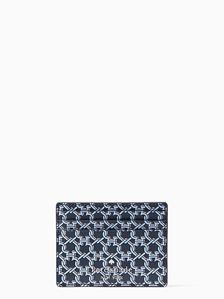 케이트 스페이드 Kate Spade spade link small slim card holder