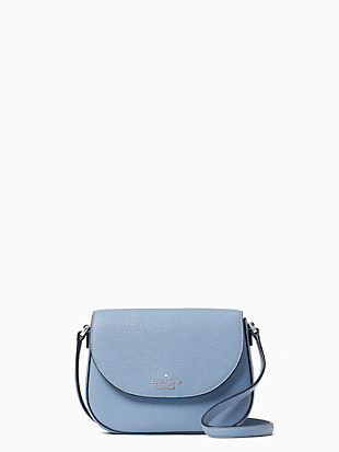 leila mini flap crossbody by kate spade new york non-hover view