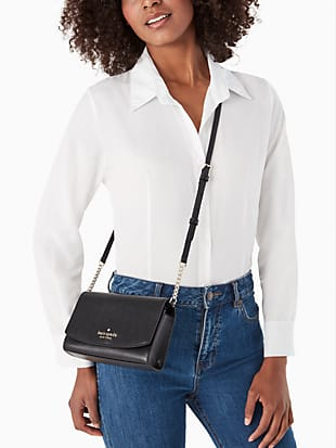 staci small flap crossbody by kate spade new york hover view