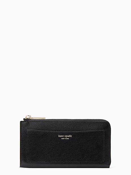 eva l zip continental wallet by kate spade new york