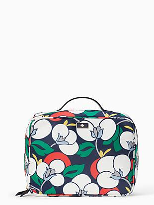 dawn breezy floral travel cosmetic by kate spade new york non-hover view