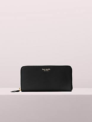 cameron large continental wallet by kate spade new york non-hover view