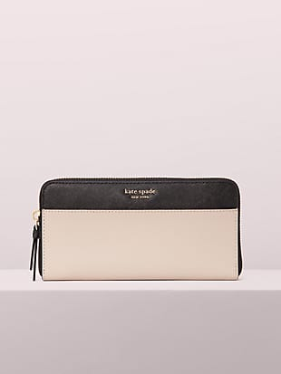 large continental wallet by kate spade new york non-hover view
