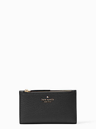jackson small slim bifold wallet by kate spade new york non-hover view