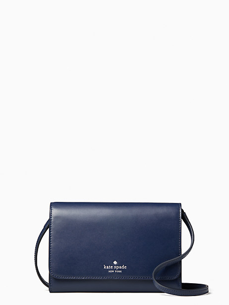 케이트 스페이드 Kate Spade kerri small flap wallet on a string