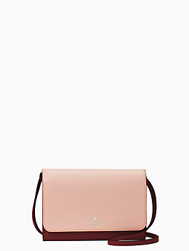 Kate Spade Kerri Small Flap Wallet On A String