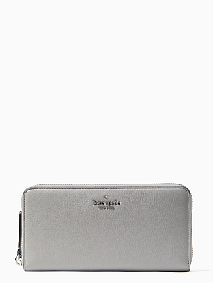 jackson large continental wallet by kate spade new york non-hover view