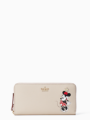 minnie mouse ksny x minnie mouse lacey by kate spade new york non-hover view