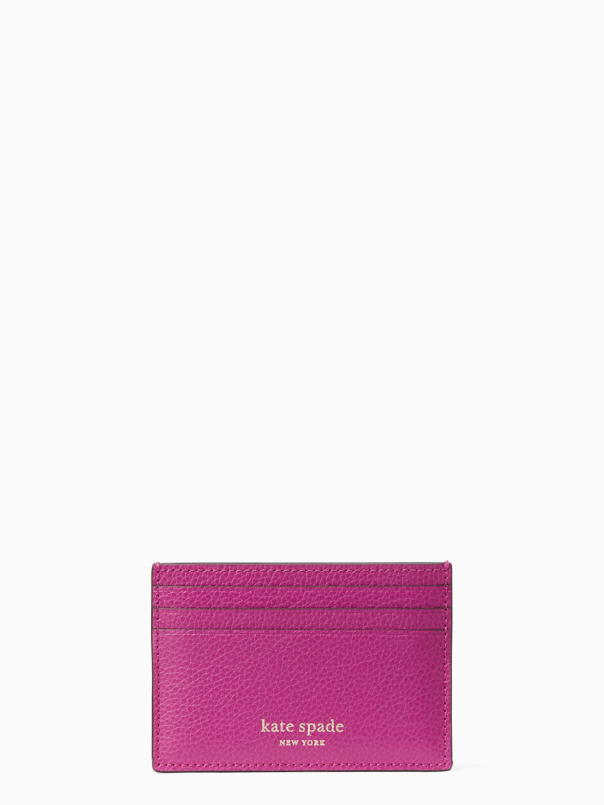 eva small slim card holder
