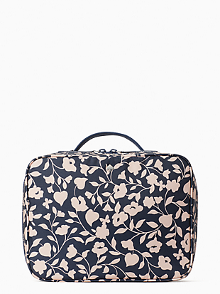 jae garden vine travel cosmetic by kate spade new york non-hover view