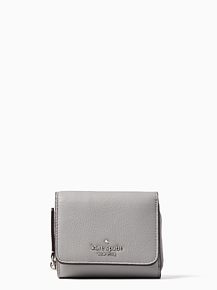 jackson jackson small trifold continental wallet by kate spade new york non-hover view