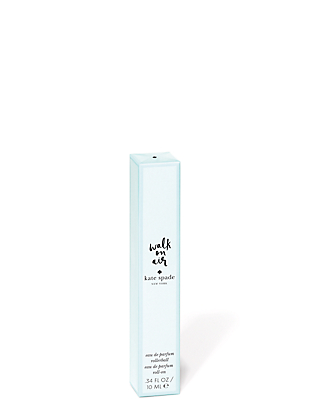 walk on air 0.34 fl oz eau de parfum rollerball by kate spade new york hover view