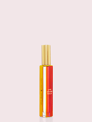 love colorfully 0.34 fl oz eau de parfum rollerball by kate spade new york non-hover view