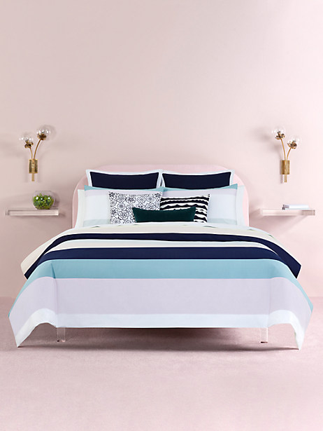 dusk stripe bedding, , large