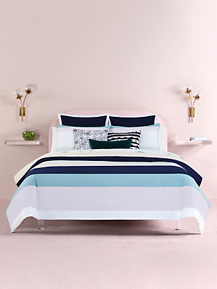 dusk stripe bedding by kate spade new york non-hover view