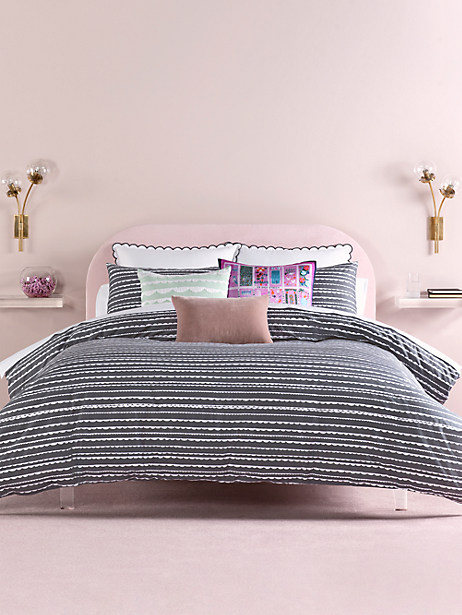 scallop row bedding, , large