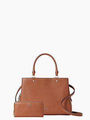leila satchel bundle by kate spade new york non-hover view